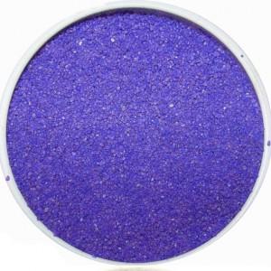 песок фиолетовый