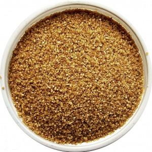 песок золотой